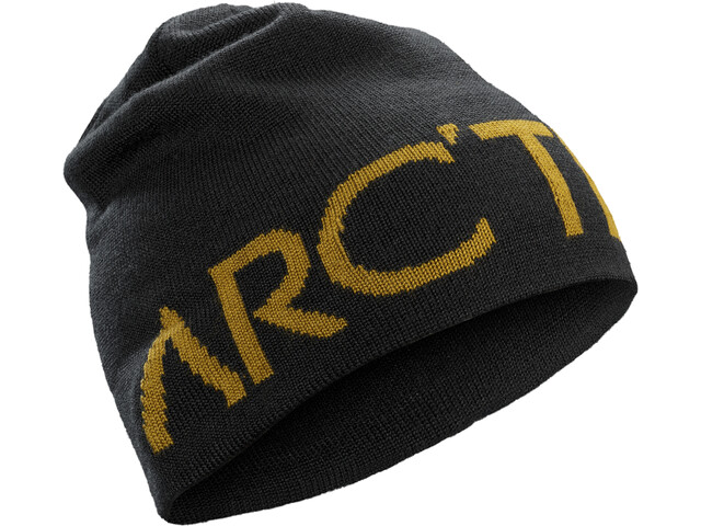 Arc'teryx Word Berretto, 24k black